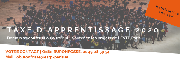 Contact - Taxe d'Apprentissage 2020
