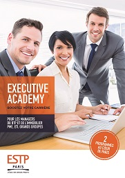 plaquette Executive Academy