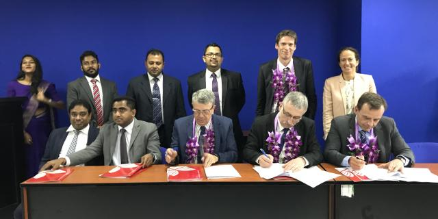 France Transfer Program - Sri Lanka - ESTP Paris